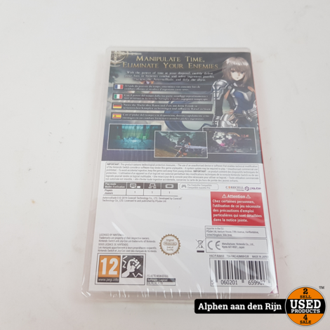 Aeternoblade 2 Nintendo Switch NIEUW