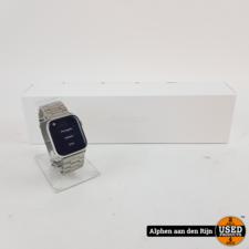 Apple Watch Series 5 GPS Aluminum 44mm + applecare tot 28 mei 2021