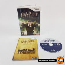 Harry potter en de orde van de Feniks Wii