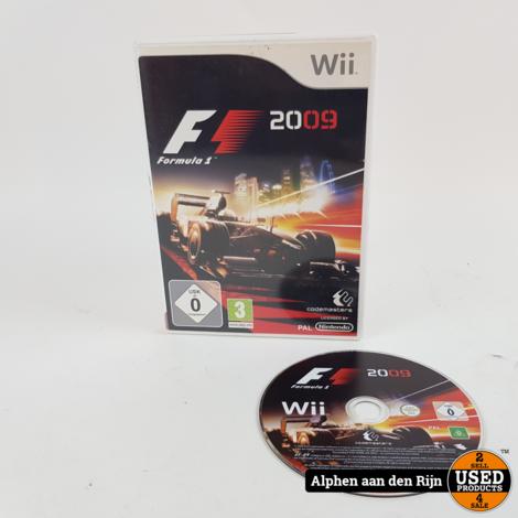 F1 2009 Wii