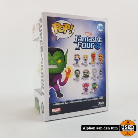 Funko 566 Super-Skrull Fantastic four