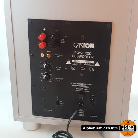 Canton 150QX 5.1 Speaker Set + Subwoofer