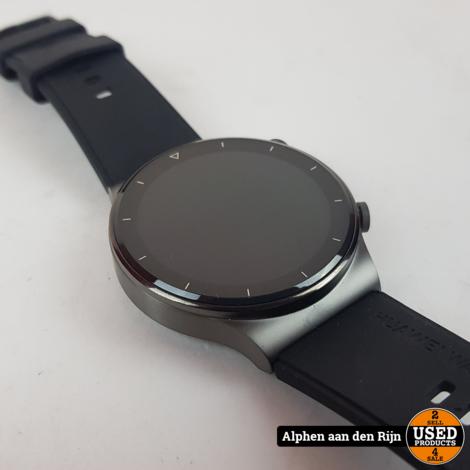 Huawei Watch GT 2 Pro + Zwart bandje