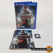 Assassins creed liberation playstation vita