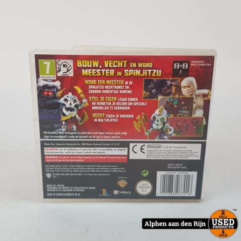 LEGO Ninjago de game DS