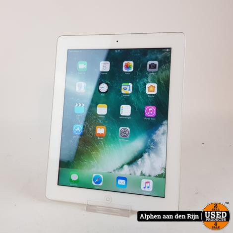 Apple iPad 4 16gb + cellular