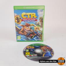 Crash team racing Nitro fueled Xbox one