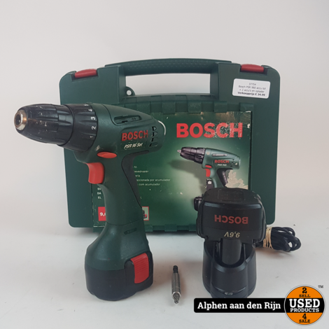 Bosch PSR 96 Accu Tol + Koffer