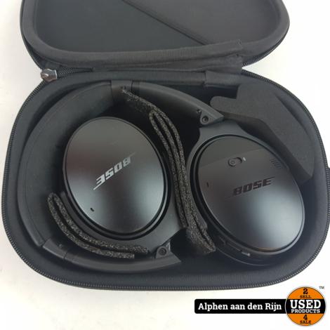 Bose QuietComfort 35 II over ear - zwart