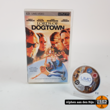 Lords of dogtown psp