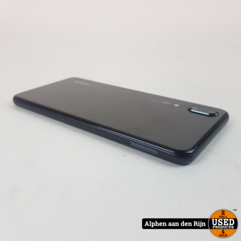 Huawei p20 128GB Dual-Sim Black