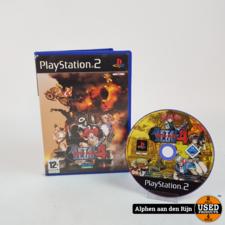Metal Slug 4 Playstation 4