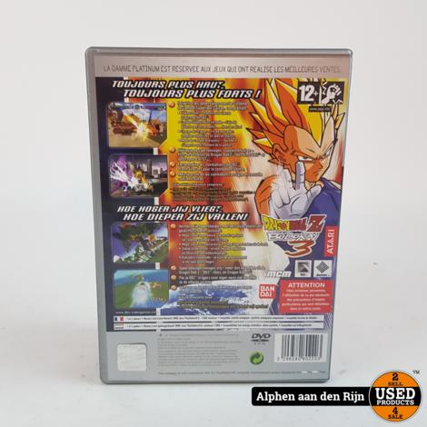 DragonBall Z Budokai 3 Playstation 2
