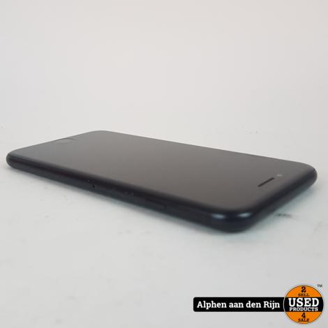 Apple iPhone 7 32gb black    3 maanden garantie