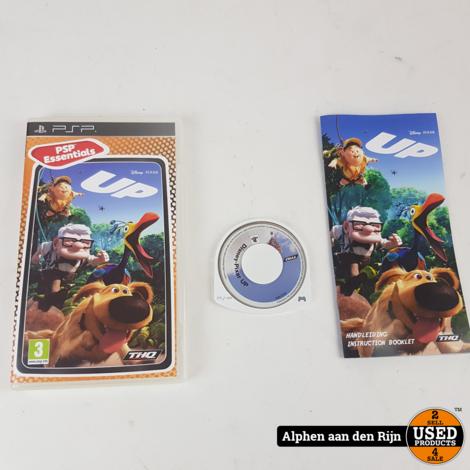 Disney's UP PSP