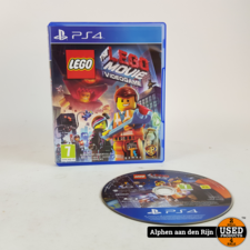 LEGO the Lego movie videogame ps4