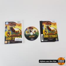 Dino Strike Nintendo wii
