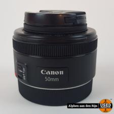 Canon EF 50mm 1:1.8 STM Lens
