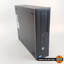 HP Elitedesk 800 G1 SFF desktop    i5-45700u    12gb ram    500hdd    32ssd
