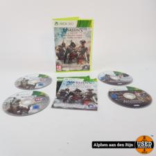 Assasins Creed:  the American Saga Xbox 360
