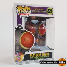 Funko POP! 820  Simpsons bart fly boy
