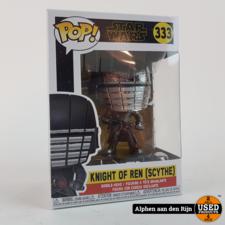 Funko POP! 333 Knight of Ren scythe