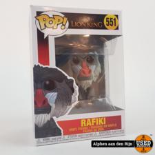 Funko POP! 551 rafiki