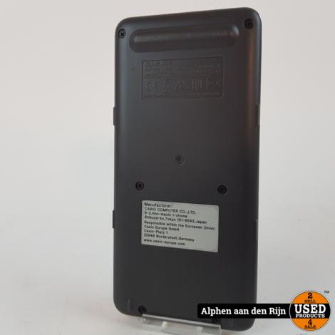 Casio FX-82MS rekenmachine