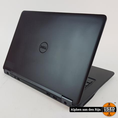 Dell Latitude E7450 Laptop    Win 10    i5-5300u    256SSD    8gb