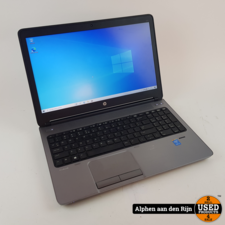 HP Probook 650 G1 Laptop || Win 10 || i5-4210m || 128SSD || 8gb