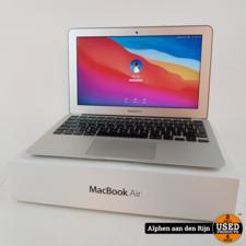 Apple MacBook Air 2015 in doos