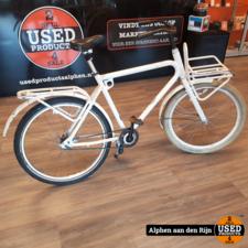 Batavus utility Bike Wit
