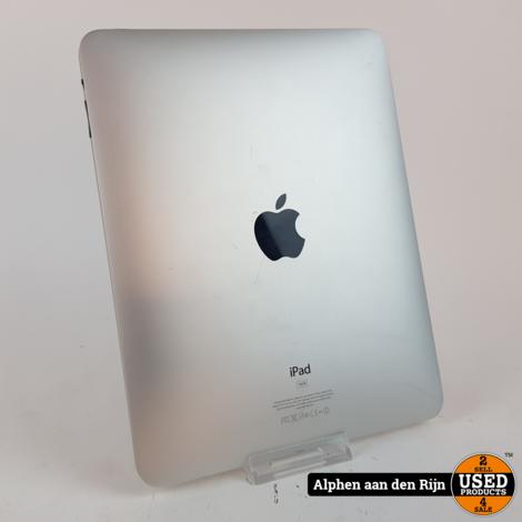 Apple iPad 1 16gb Space gray
