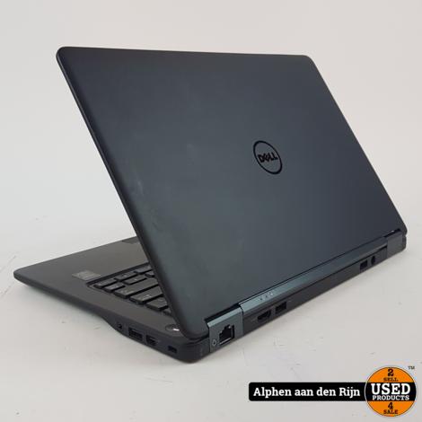 Dell Latitude E7250 Laptop    Win 10    i5-5300u    256SSD    8gb