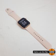 Apple watch series 5 44mm + garantie tot 01-05-2022