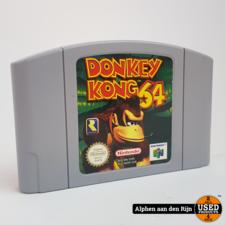 Donkey Kong Nintendo 64