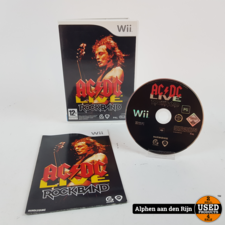AC/DC live: Rock band wii