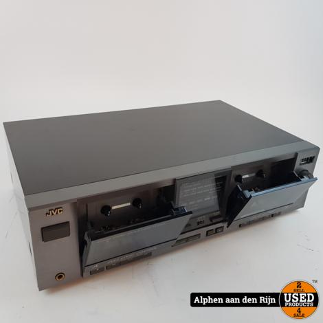 JVC TD-W253 Dubbel cassettedeck