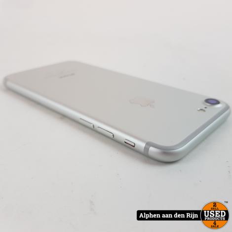Apple iPhone 7 Silver || 128GB || Accu 85% || iOS 14