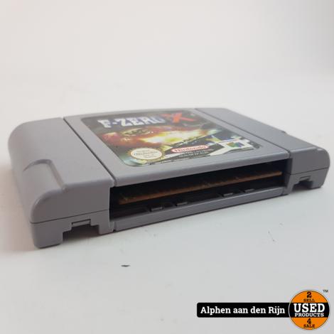 F-zero X Nintendo 64