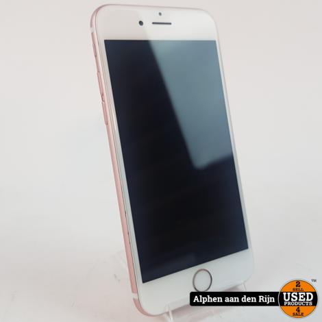 Apple iPhone 6s Rose Gold    32GB    Accu 92%    iOS 14