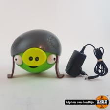 Angry birds helmet pig speaker pg543g