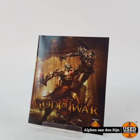 God of War 3 Collectors edition ps3