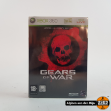 Gears of war limited collector's edition xbox 360