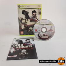 Dead to rights retribution xbox 360