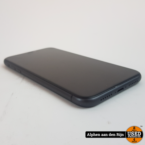Apple iPhone 11 64GB || Kras in scherm