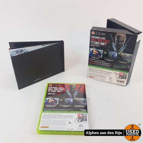 Hitman absolution Professional edition Xbox 360