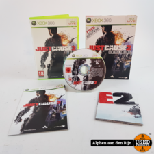 Just cause 2 Limited edition Xbox 360