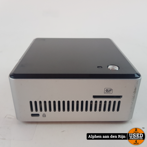 Intel NUC NUC5PPYH (W10/IP N3700 1.6ghz QC / 64Gb SSD/ 4GB)