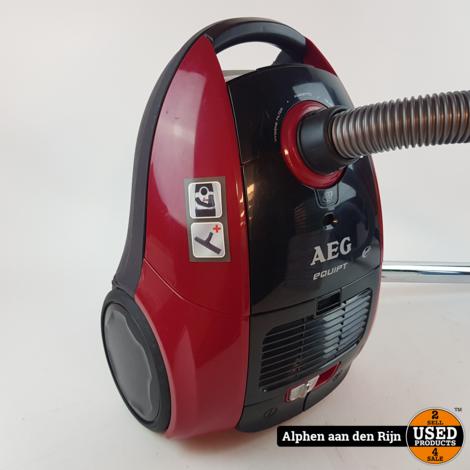 AEG JL-H4303H Stofzuiger + stofzuigerzakken